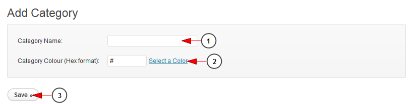 iptv solution wordpress manage categories